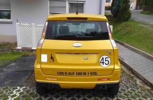 Leichtkraftfahrzeug