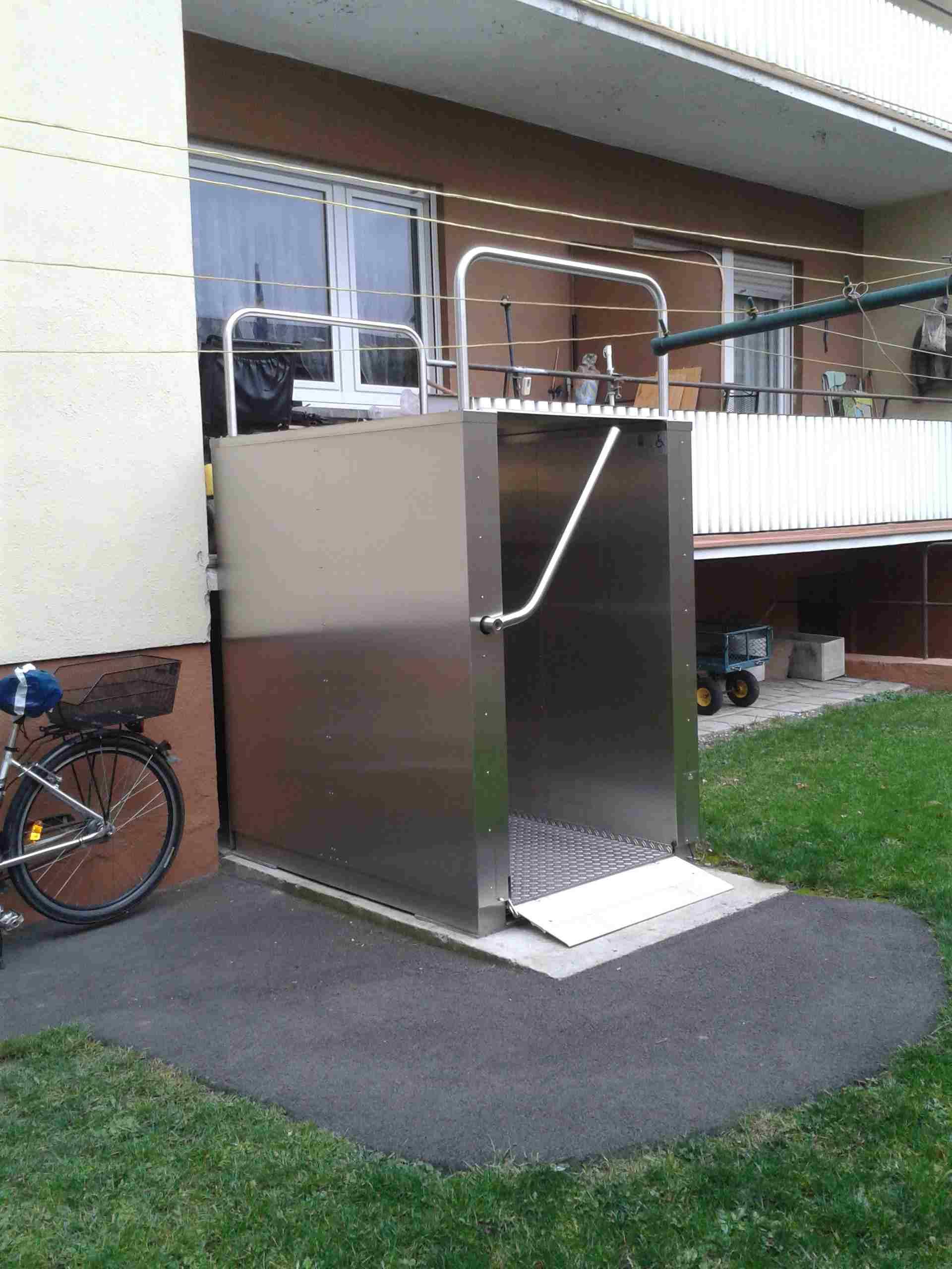 wohnungshilfe f r barrierefreies bauen handicap bazar. Black Bedroom Furniture Sets. Home Design Ideas