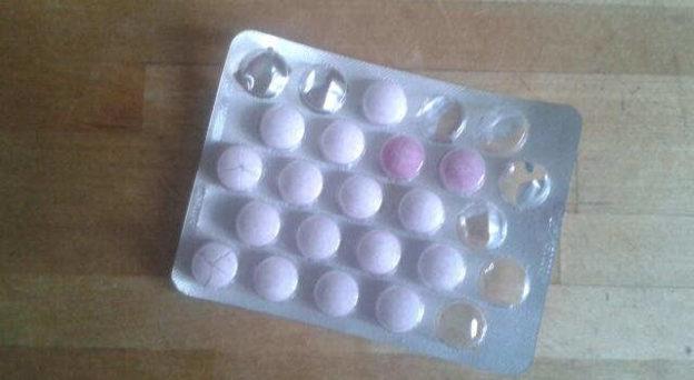 Das Bild zeigt Tabletten.
